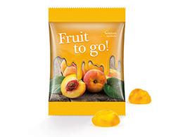 Vitamin-Fruchtgummi Werbeartikel