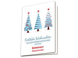 Steuerberater - Moderne weihnachtskarten ...